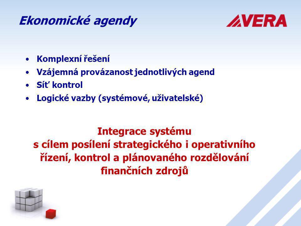 Nejen pro ÚSC Postaven pro více účetních jednotek jednotná metodika pro ekonomické řízení efektivní příprava pro změny roku 2014 (Konsolidace) Ekonomické agendy