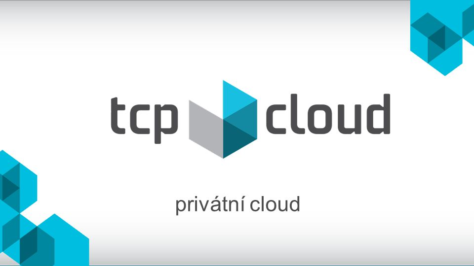 privátní cloud