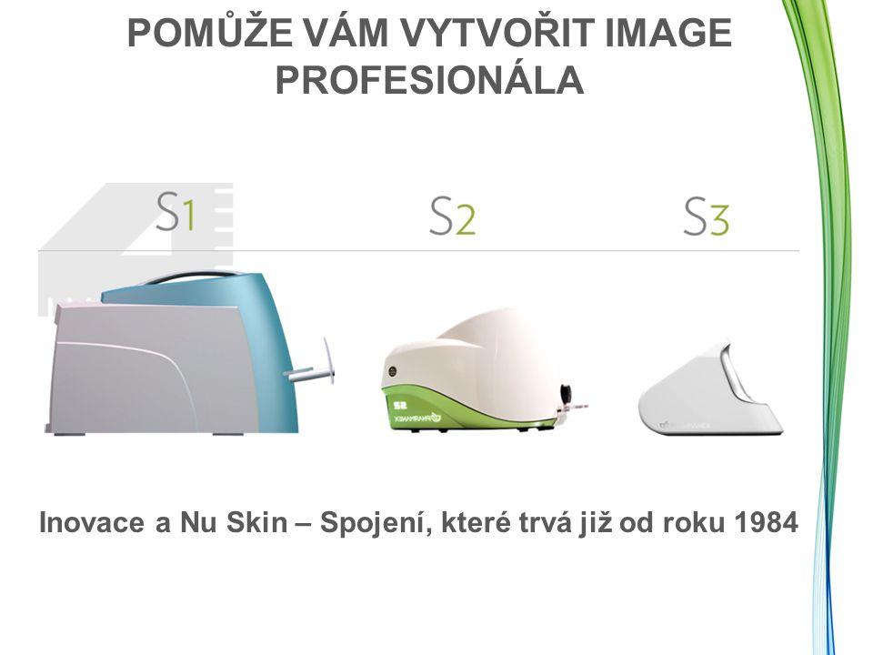 POMŮŽE VÁM VYTVOŘIT IMAGE PROFESIONÁLA Inovace a Nu Skin – Spojení, které trvá již od roku 1984