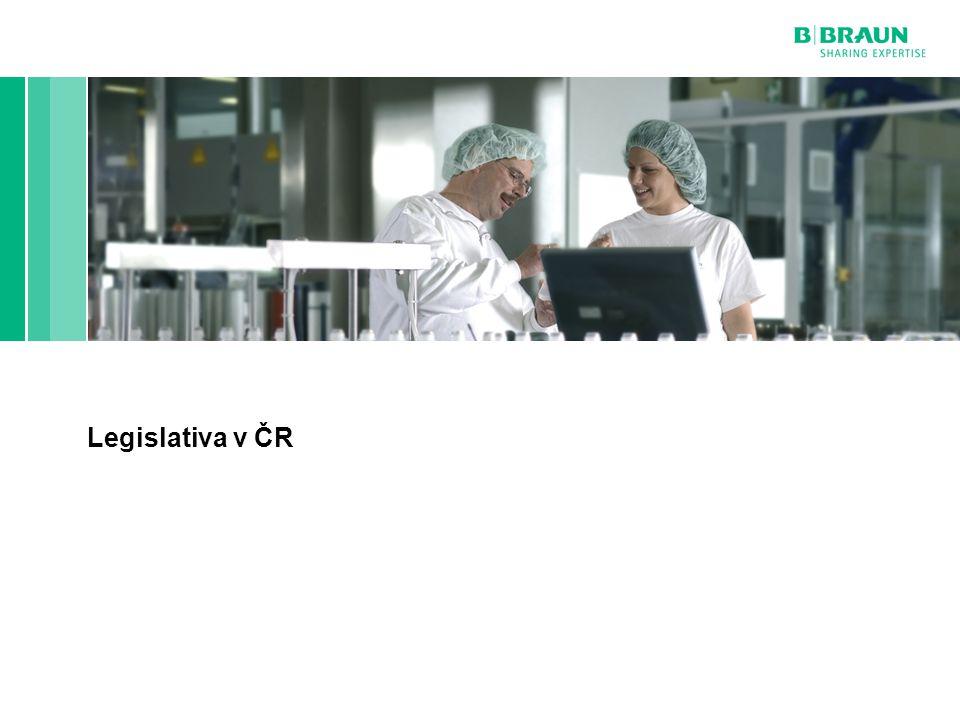 Page Legislativa v ČR