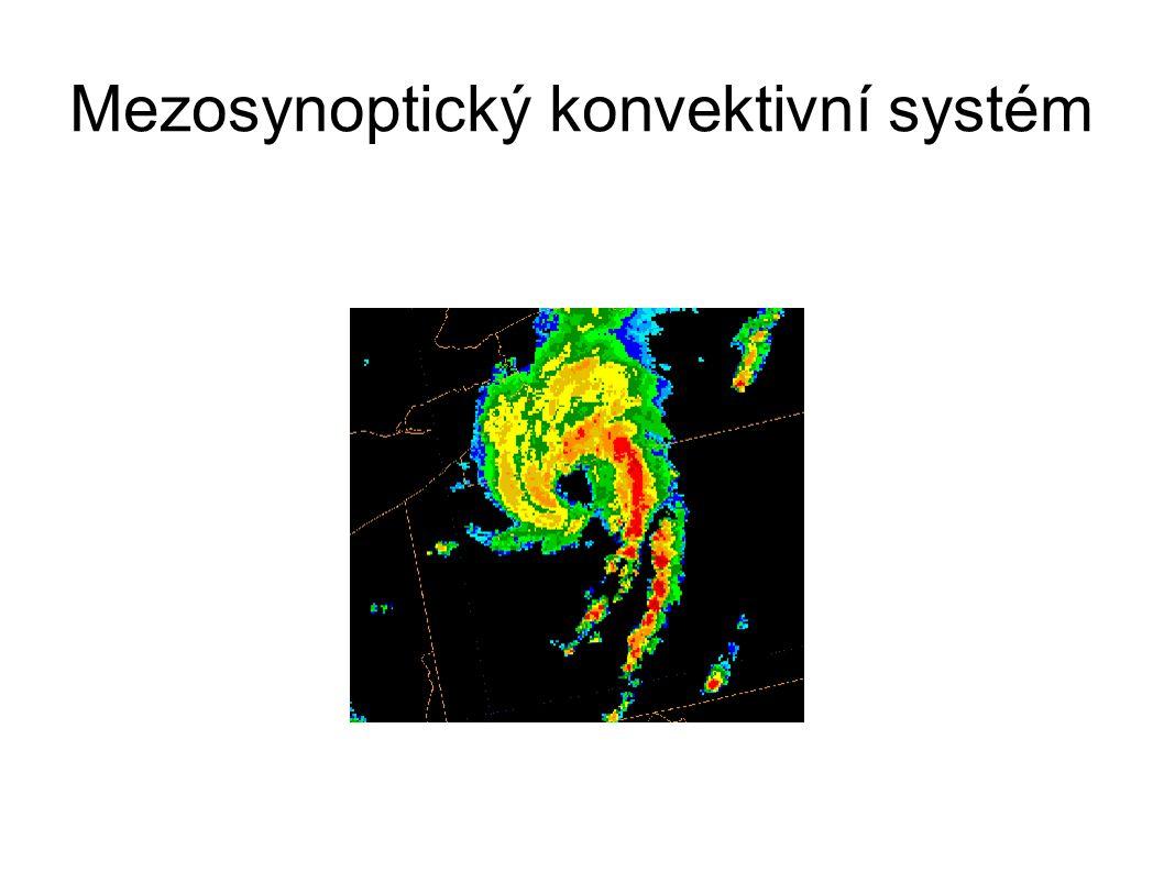 Mezosynoptický konvektivní systém