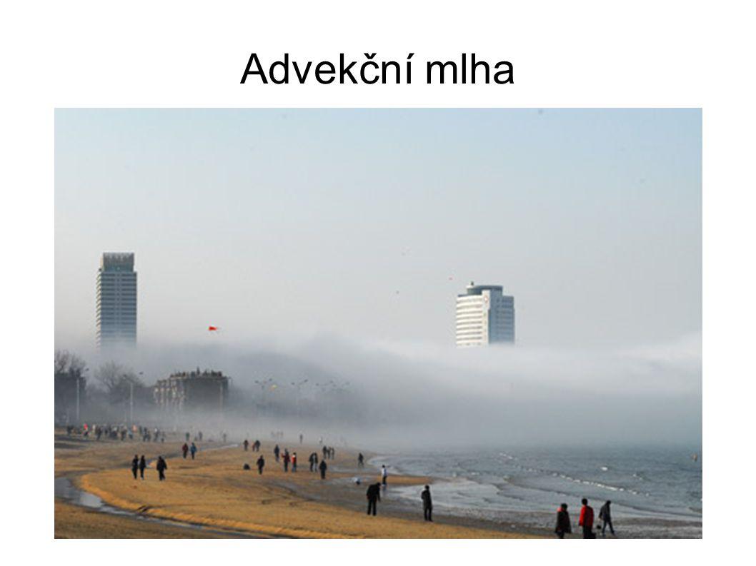 Advekční mlha