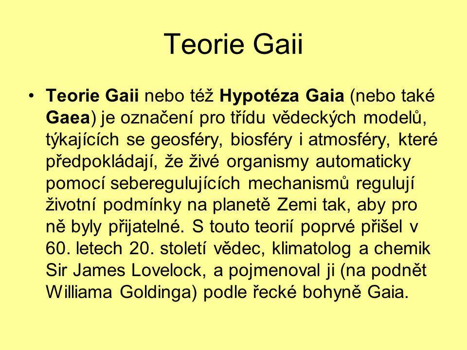 Bohyně Gaia (ležící)