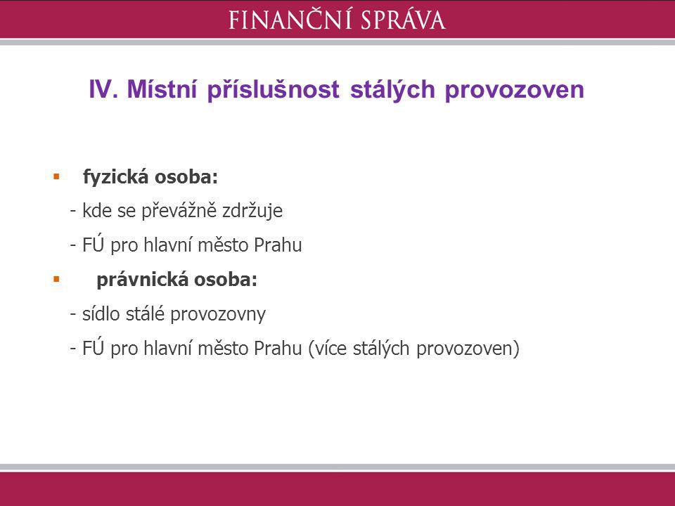 V.Procesní povinnosti poplatníků a plátců daně  oznamovací povinnost: - § 38t odst.