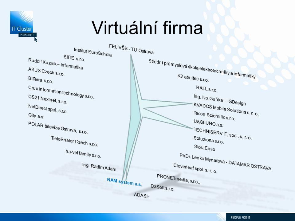 Virtuální firma