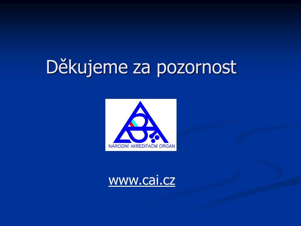 Děkujeme za pozornost www.cai.cz