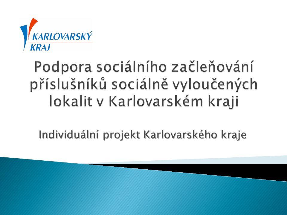 Individuální projekt Karlovarského kraje