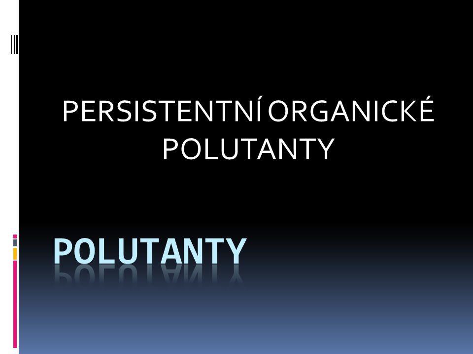Dioxiny Jsou to toxické polychlorované organické heterocyklické sloučeniny.