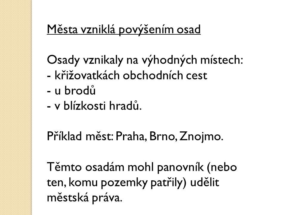 Panorama Prahy koncem 15.