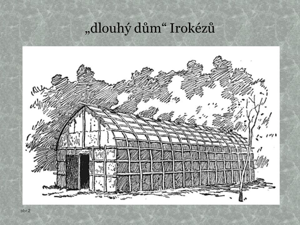 """""""dlouhý dům Irokézů obr.2"""