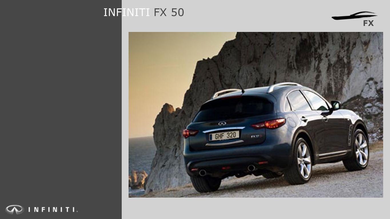 INFINITI FX 50