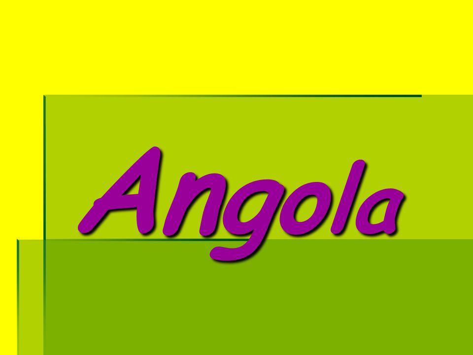 AAAAngola má kvůli čtvrt století trvajícím bojům rozvrácenou ekonomiku.