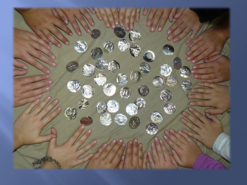 Keltové vyráběli mince. Nazývali je duhovky.