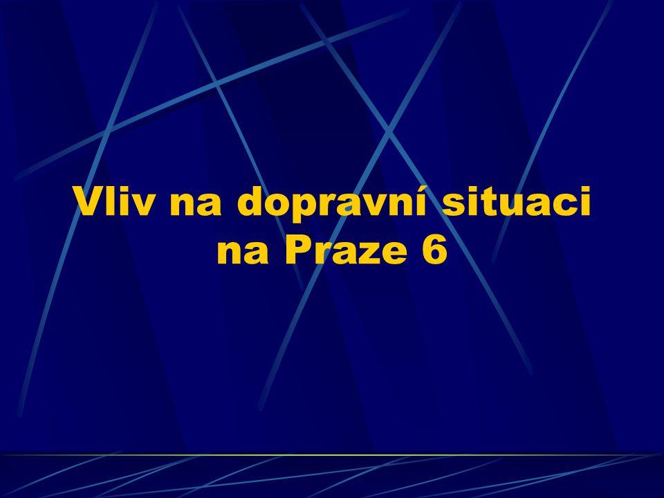 Vliv na dopravní situaci na Praze 6