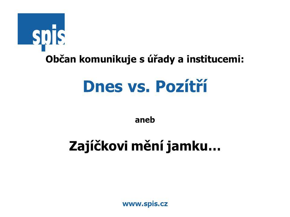 www.spis.cz STĚHUJÍ SE !!!