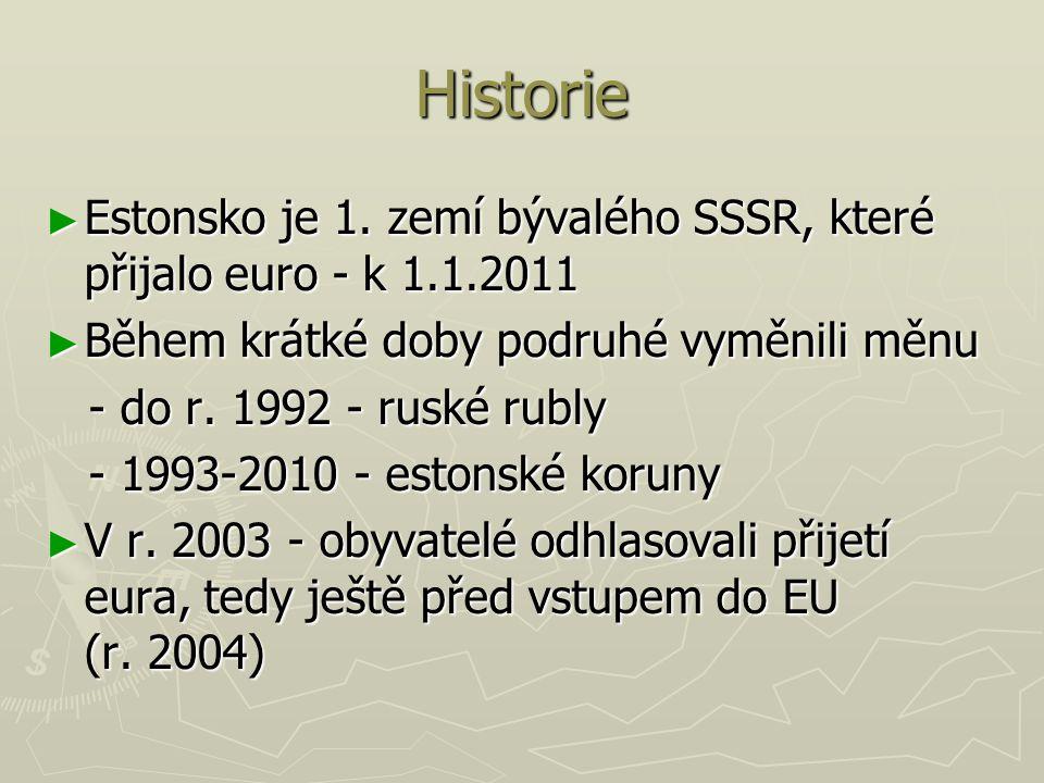 Historie ► Estonsko je 1.