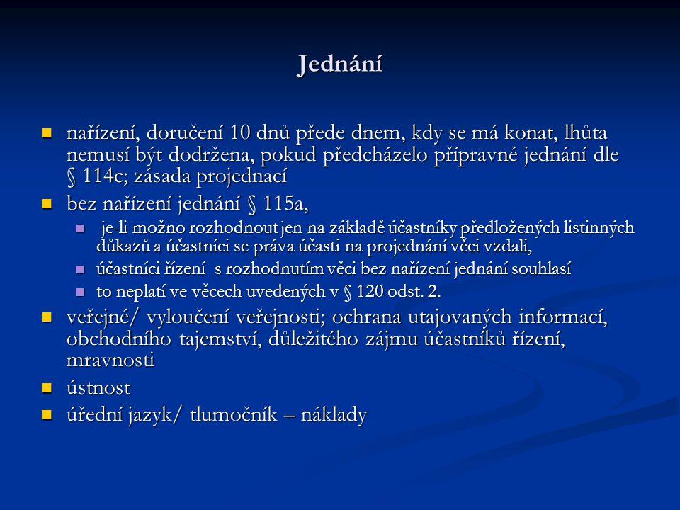 § 118a 28 Cdo 3665/2009 : § 118a o.s. ř. 28 Cdo 3665/2009 : § 118a o.