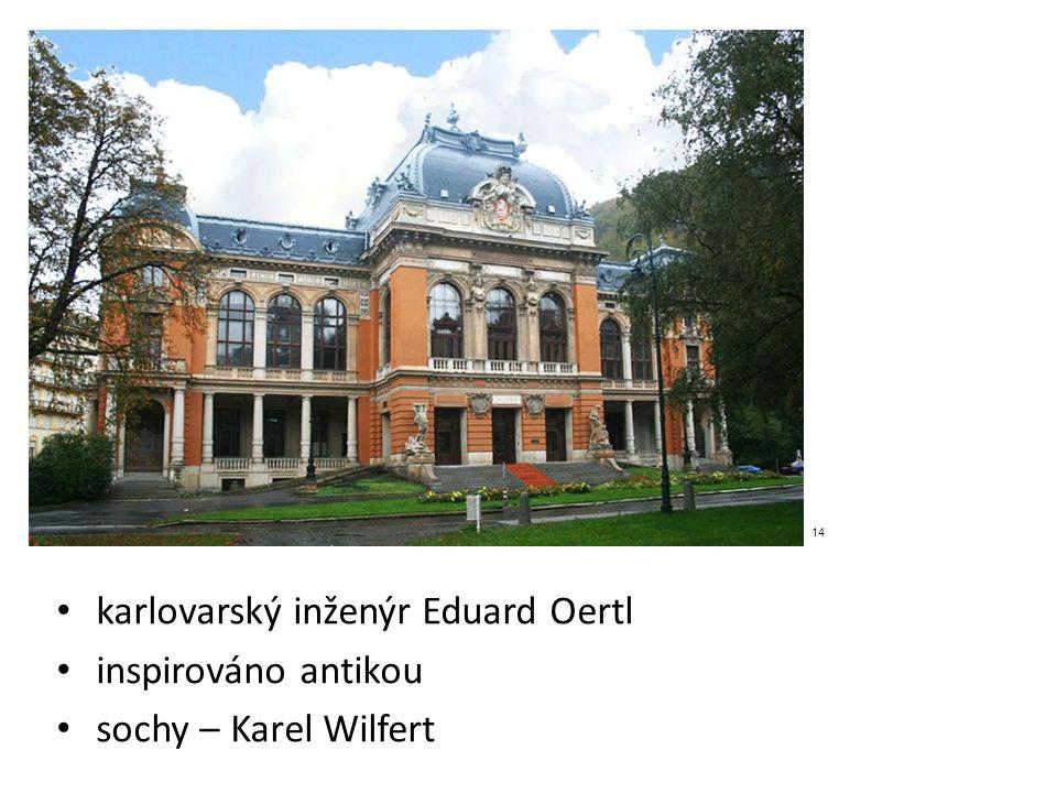 karlovarský inženýr Eduard Oertl inspirováno antikou sochy – Karel Wilfert 14