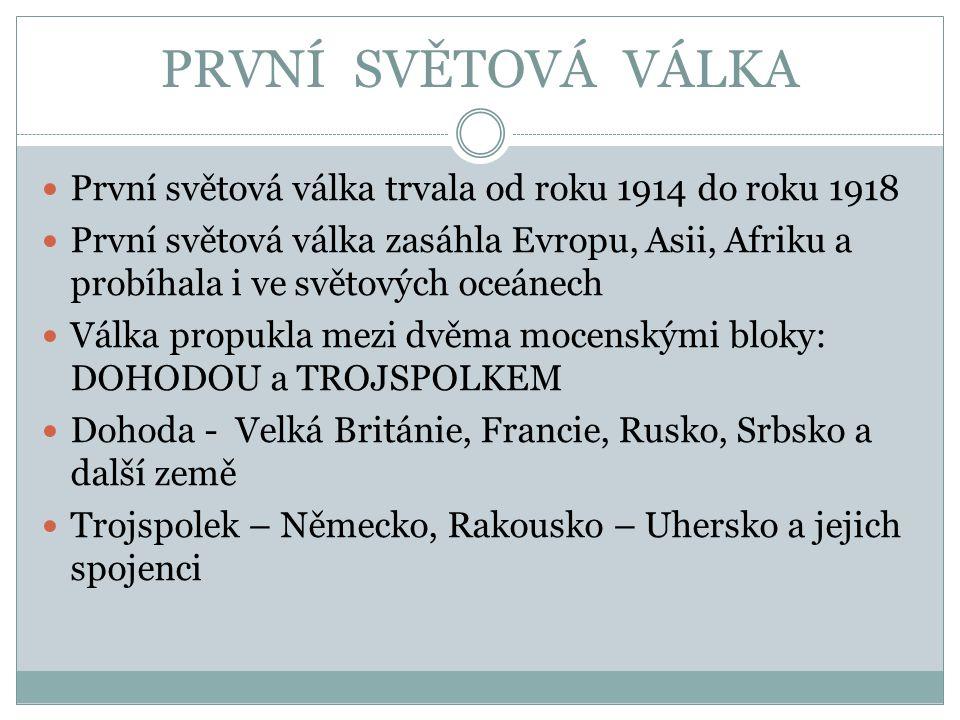 T.G.Masaryk Hlavní zásluhu na vzniku samostatného Československa měl T.G.