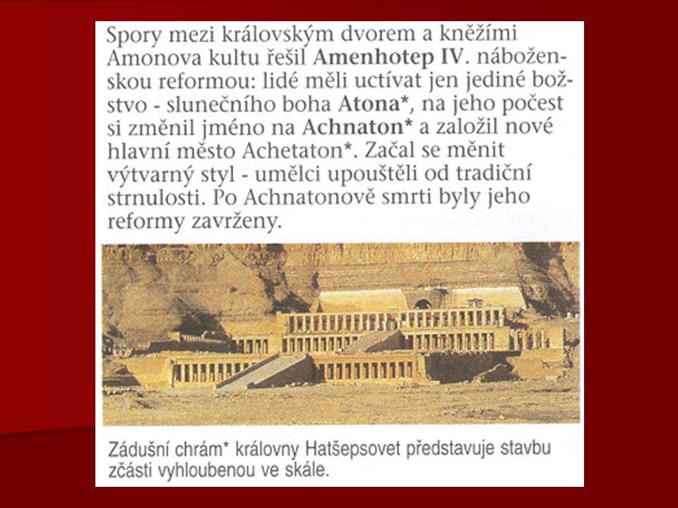   v letech 1300 – 1000 př.Kr.