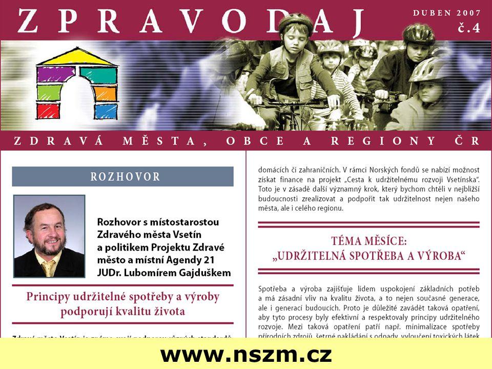 © NSZM ČR10 www.nszm.cz