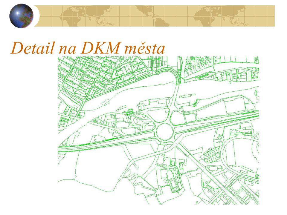 Detail na DKM města