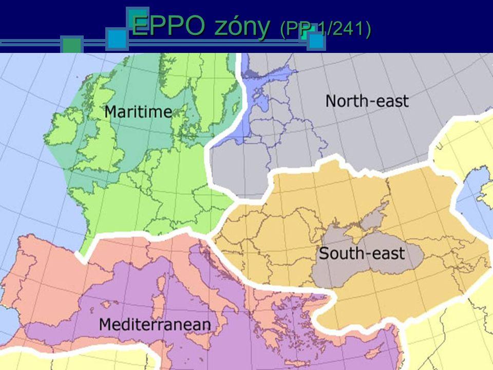 EPPO zóny (PP 1/241)