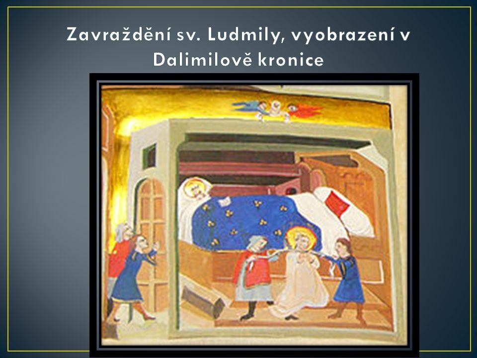 Přesídlil z Levého Hradce do Prahy Na obou místech postavil kostelíky – 1.