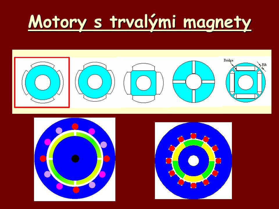 Motory s trvalými magnety