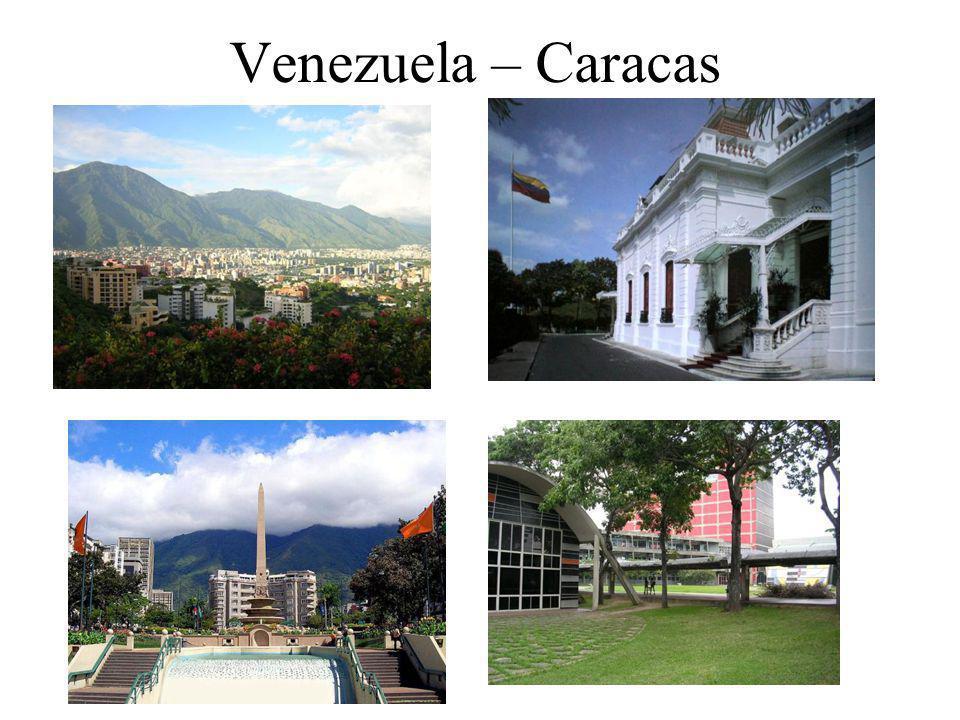 Venezuela – Caracas