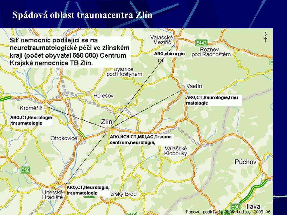 Kasuistika 23 letý motocyklista havaroval 30.3.08 v 15 30 Vyšetřen na hale urgentního příjmu BN Zlín v 16 30.