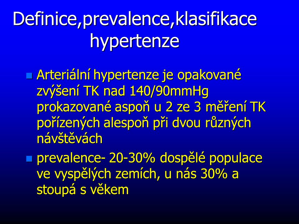 © 2003, PrevMedix LLC Prevalence hypertenze Percent (%) JAMA 290:199-206, Jul 9, 2003