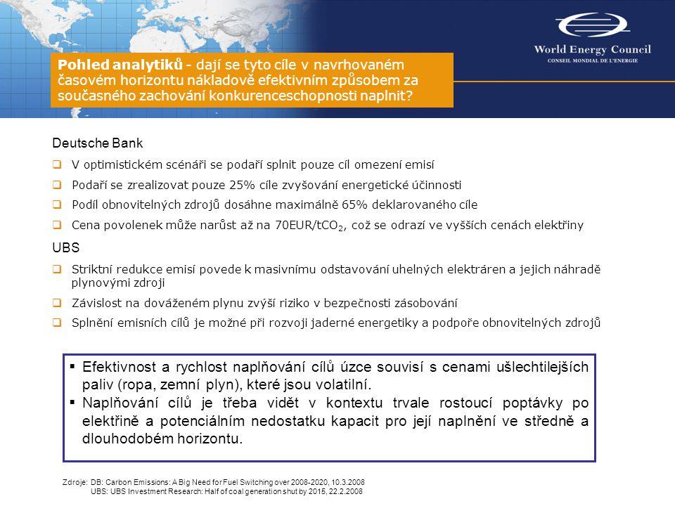 1Úvod – východiska klimatické politiky EU 2Uhlíkové trhy v Evropě a ve světě 3 Konkrétní opatření klimaticko-energetického balíčku a co znamenají pro energetiku o EU ETS revize o OZE o Carbon Capture and Storage 4Závěry