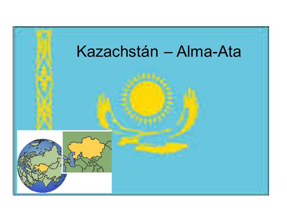 Kazachstán – Alma-Ata