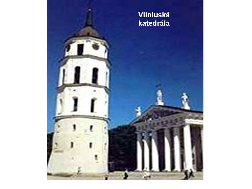 Vilniuská katedrála