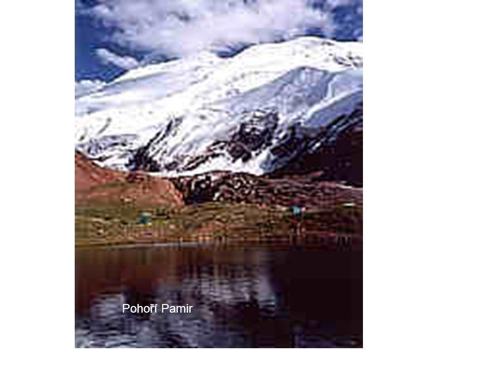 Pohoří Pamir