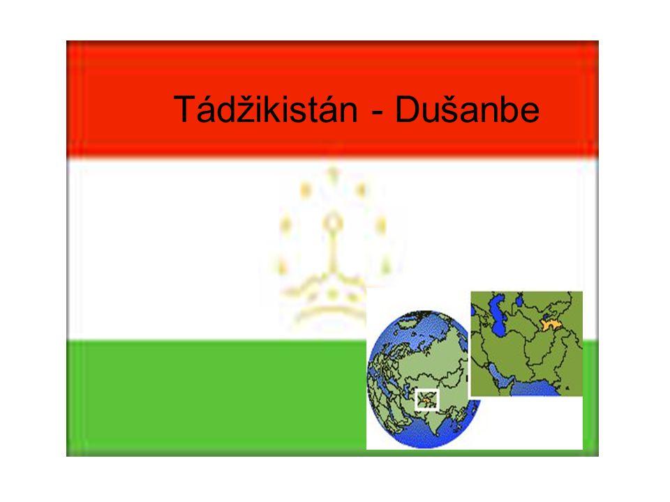 Tádžikistán - Dušanbe