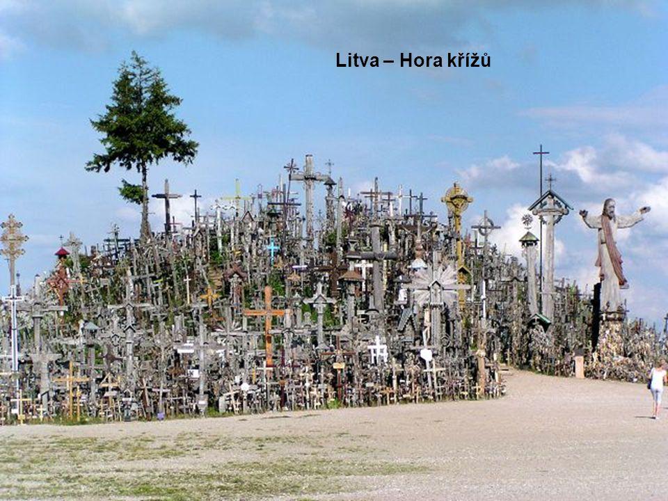 Litva – Hora křížů