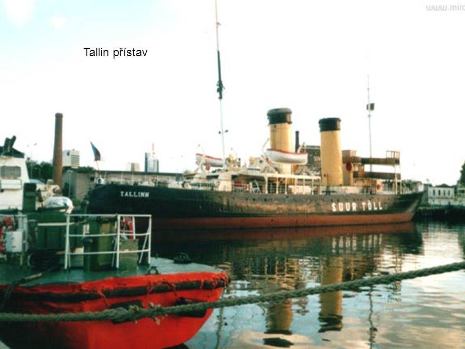 Tallin přístav