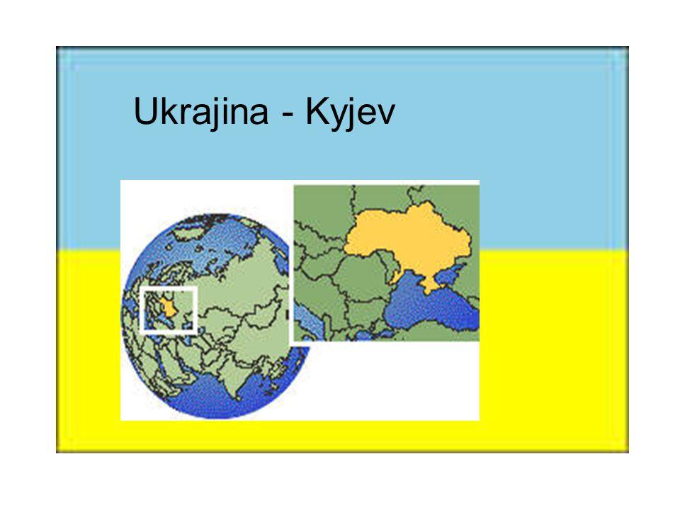 Ukrajina - Kyjev