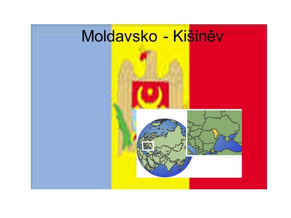 Moldavsko - Kišiněv