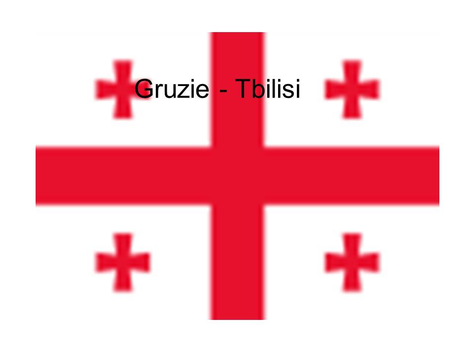 Gruzie - Tbilisi