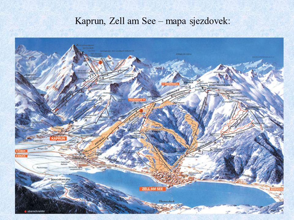 Jedna z nejlepších lyžařských oblastí Rakouska s dokonale propojenou houpačkou areálů Hauser-Kaibling, Planai, Hochwurzen, Reiteralm s výbornou dostupností z ČR.