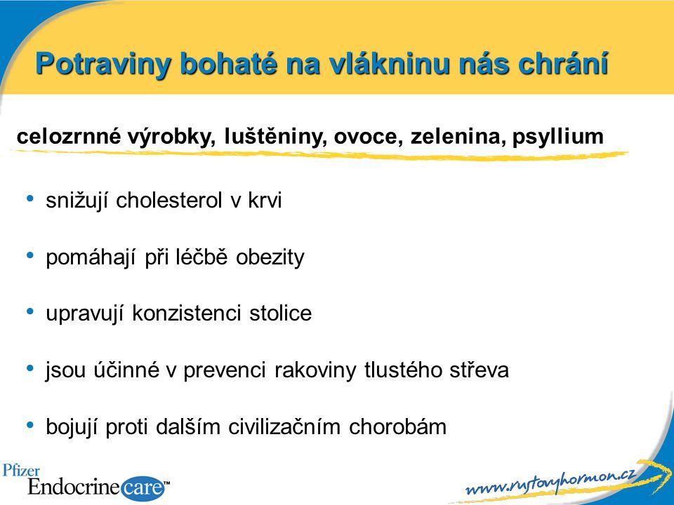 snižují cholesterol v krvi pomáhají při léčbě obezity upravují konzistenci stolice jsou účinné v prevenci rakoviny tlustého střeva bojují proti dalším