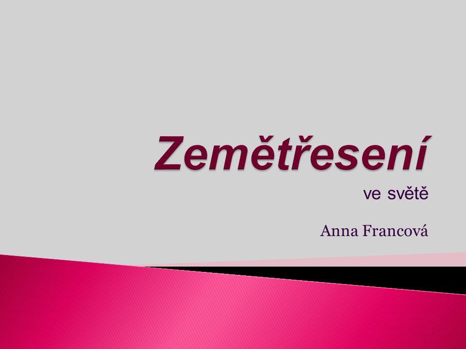 ve světě Anna Francová