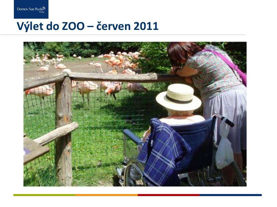 Výlet do ZOO – červen 2011