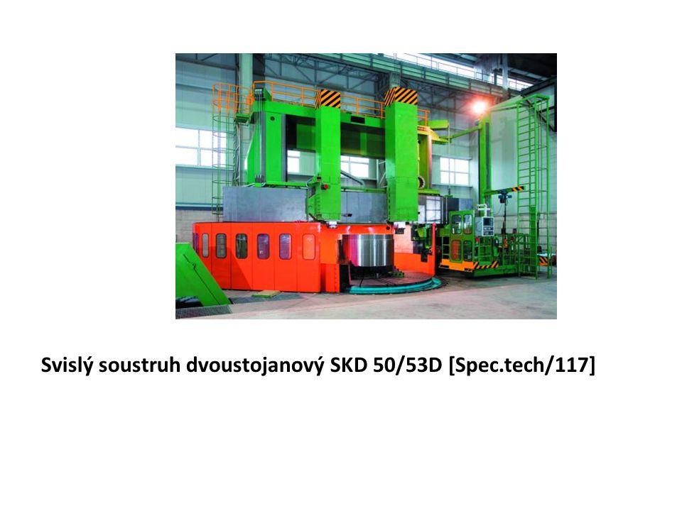 Svislý soustruh dvoustojanový SKD 50/53D [Spec.tech/117]