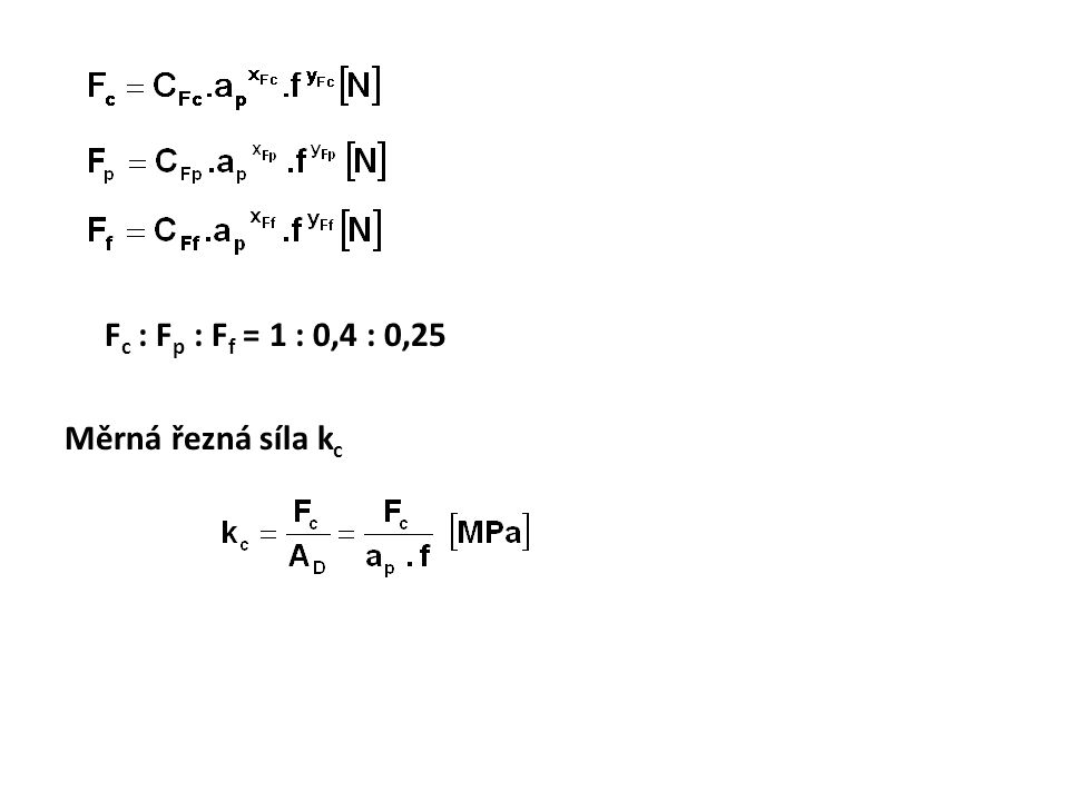 1.4 Jednotkový strojní čas Podélné soustružení válcové plochy [KP 106, H-I1/108] L = l + l n + l p [ mm ]
