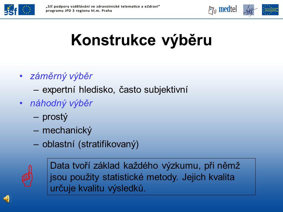 Předmětem statistického výzkumu jsou znaky, tj.určité vlastnosti objektů sledovaných.