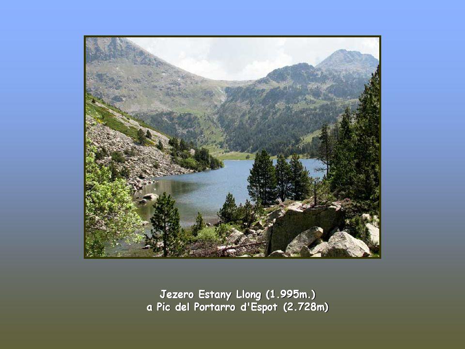 Agulles d'Amitges (2.638m)